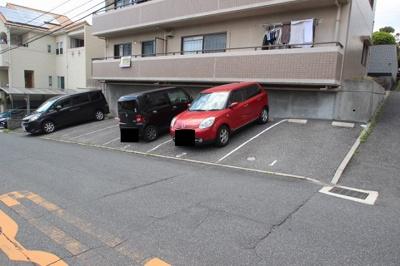 【駐車場】ローズヒル(柳が丘)