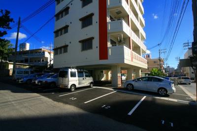 【駐車場】アクト大山