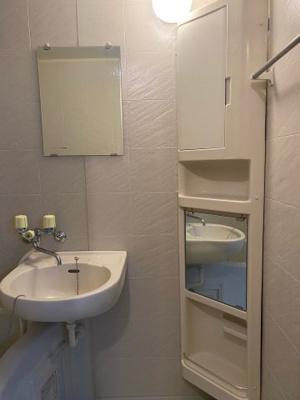 【浴室】ベルメゾン一須賀Ⅰ号館