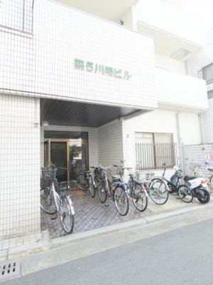 【エントランス】第5川崎ビル(ダイゴカワサキビル)