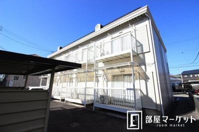 【外観】サンパーソン21 A棟