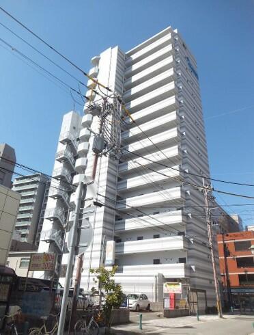 【外観】プレサンスみなと元町駅前