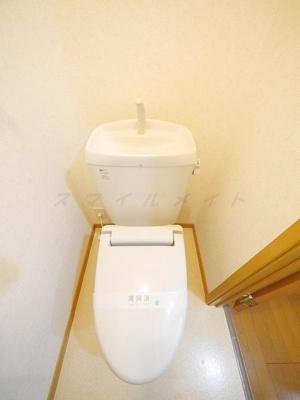 【トイレ】ケーズフロントI
