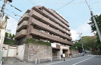 【外観】コスモ成増シティフォルム