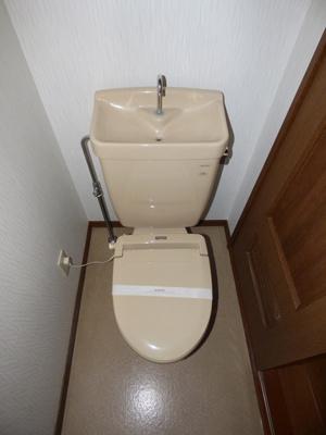 【トイレ】カネキビル
