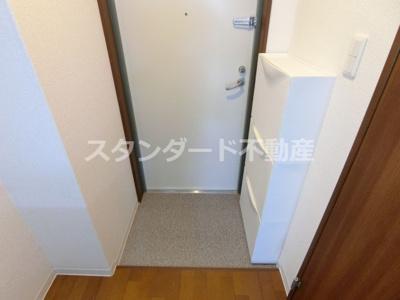 【玄関】Goパレス福島