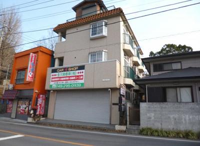 【外観】プラザ毛呂山