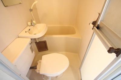 【浴室】プラザ毛呂山