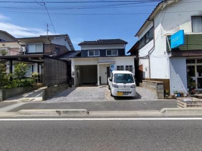 【外観】鳥取市相生町中古戸建て