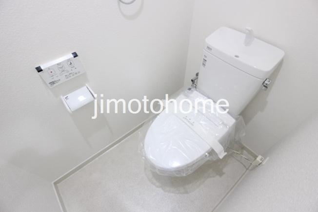 【トイレ】朝日プラザ靭公園第二