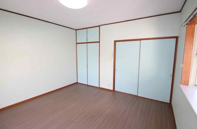 【洋室】コーポ姫路