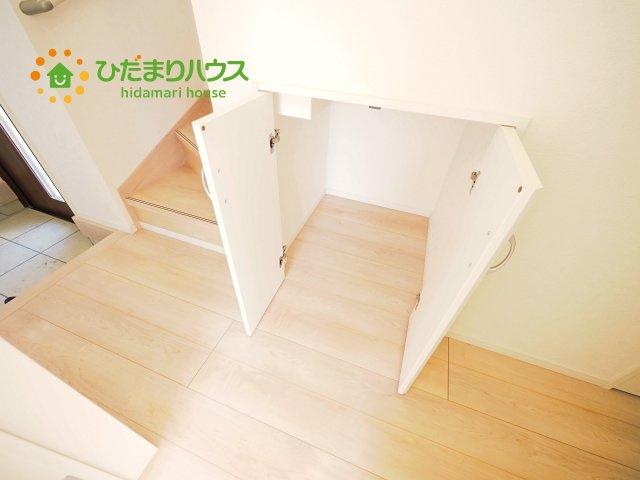 階段収納あり☆彡無駄なスペースはございません!