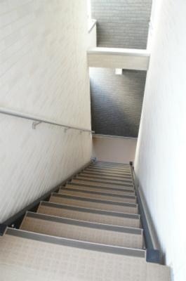 リブリ・CASA TRESの階段