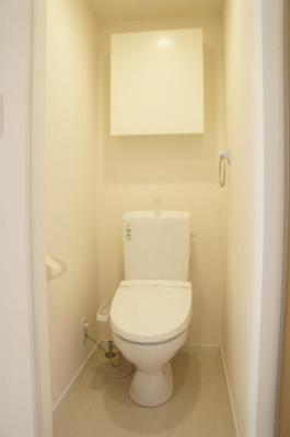 リブリ・CASA TRESのトイレ