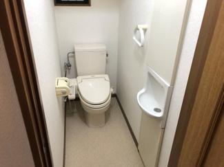 【トイレ】臼井貸家