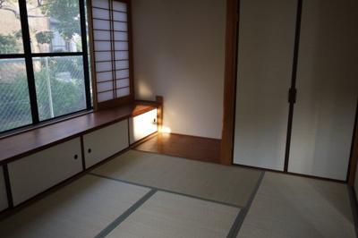 【和室】臼井貸家
