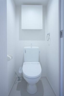 リブリ・サウザンブライトのトイレ