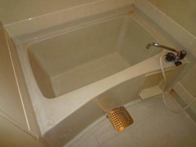【浴室】中庄サンプラザA
