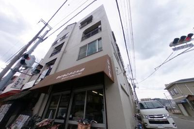【外観パース】キヨモトビル