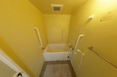 【浴室】グリーンレジデンス須磨