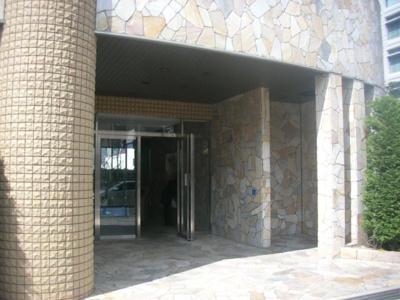 【エントランス】ルネ桜楓館千里中央