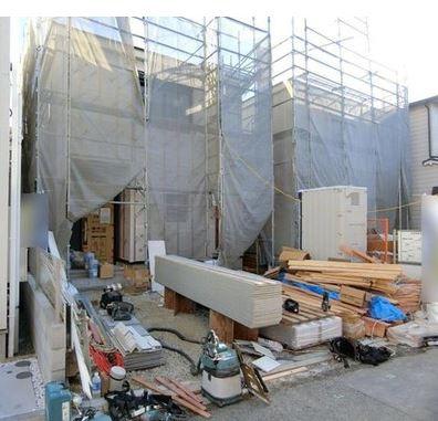 【外観】東大阪市金岡1丁目新築一戸建