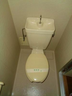【トイレ】アーバンライフ上島21 201