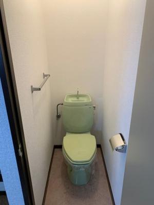 【トイレ】コーポ高木