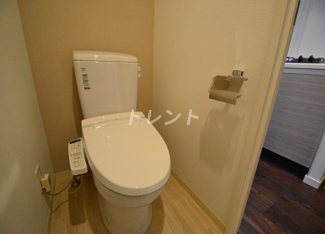 【トイレ】アーベイン中野新橋