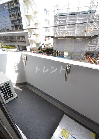 【バルコニー】アーベイン中野新橋