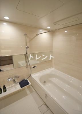 【浴室】参宮橋マンション