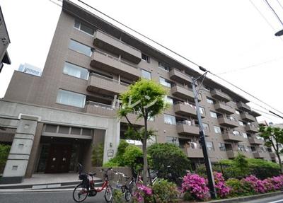 【外観】参宮橋マンション