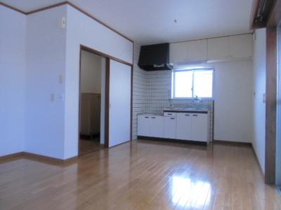 【キッチン】森田共同住宅