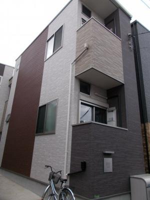 Links 五反野の建物外観を気になさる方へ、見た目の良い物件です☆