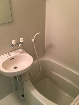 【浴室】ヴァリューハクラク