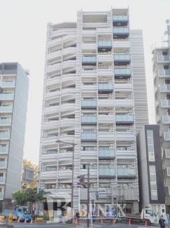 プレールドゥーク東新宿Ⅲの外観です