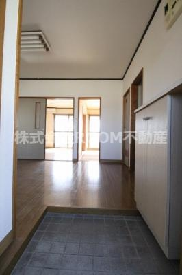 【玄関】ラインマンション1