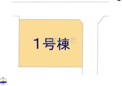 【区画図】リーブルガーデン倉敷玉島乙島第7 限定1棟