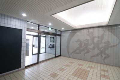 【エントランス】ライオンズマンション泊第8