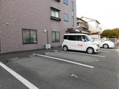 【駐車場】ボヌール小杉