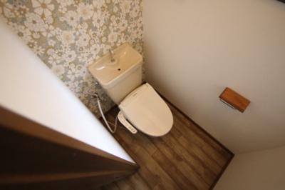 【トイレ】烏帽子町2丁目 戸建