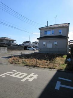 【外観】坂戸市片柳 建築条件なし売地 「北坂戸駅」徒歩18分 敷地24坪