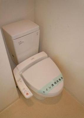 【トイレ】パークウェル蔵前