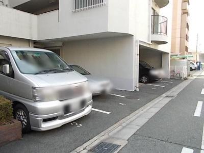 【駐車場】大建コーポ江坂