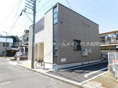 【外観】ジュウェル 鎌倉 弐番館