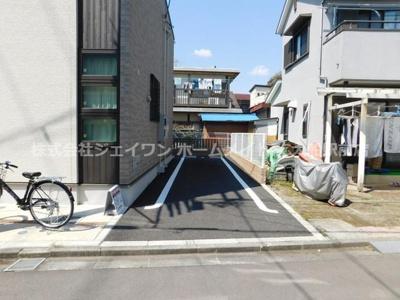 【駐車場】ジュウェル 鎌倉 弐番館