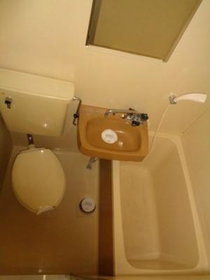 【浴室】シャトルスギモト