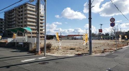 【前面道路含む現地写真】神戸市垂水区青山台5丁目 新築戸建 全9棟