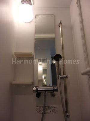 プログレッソ中野のコンパクトで使いやすいシャワールームです☆