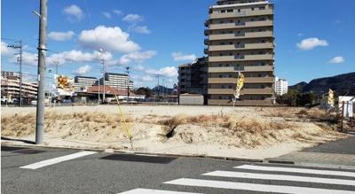 【前面道路含む現地写真】神戸市垂水区青山台5丁目 土地 全21区画